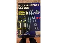 Multi Purpose Folding ladders now reduced