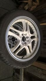 """17"""" Alloy Wheels NOW SOLD"""