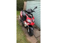 125cc scooter £500