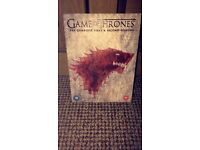 Game of thrones season 1-2