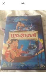 Disney LILO and stitch movie DVD NEW