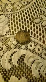 King charles 1st coin