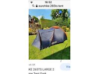 Eurohike tents   Camping Tents for Sale   Gumtree