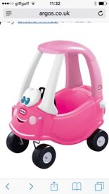 LITTLE TIKES cozy car