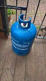 Calor Gas Bottle 15kg. EMPTY.