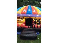 Bouncy castle & hot tub hire
