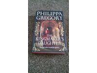 Phillippa Gregory Hardback Book