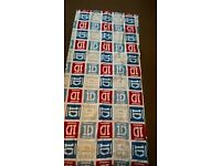Curtains 73x62 1Direction £3.00 OR near offer