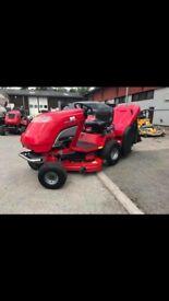 Countax C600 garden tractor