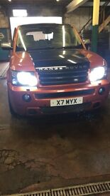 Cheap Range Rover sport supercharged V8