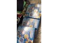 Paw patrol single bedding sets 3 available 10 pound each