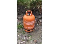 BBQ butane gas cylinder