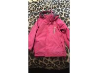 Age 4 Pink Trespass Coat £5