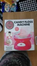 Candyfloss machine