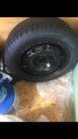 Seat Ibiza Spare Wheel & Tyre