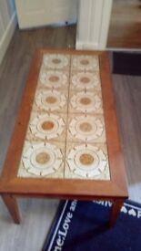 Coffee table ( retro)