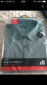 LONG SLEEVED SLIM SHIRT