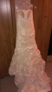 wedding dress Edmonton Edmonton Area image 3
