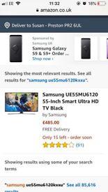 Samsung 55inch tv