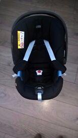 Cybex Aton baby car seat & base