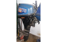 Volvo Penta 7.5hp Outboard