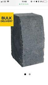 Bullnose kerb/edging stones