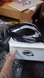 Brand new boxed adults helmet