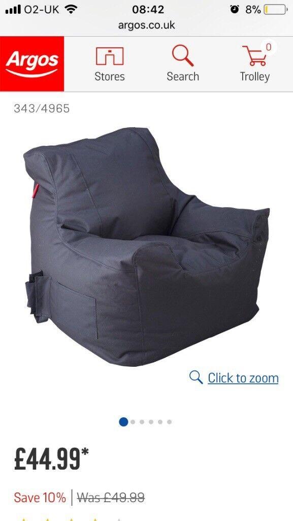 Beanbag Chair Like New