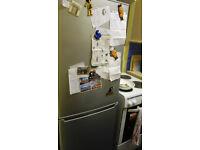 Logik fridge freezer, only 5 months old