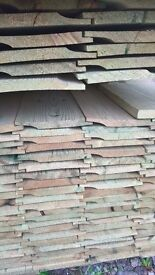 shiplap 3/4 x 6in large stock 3.6m Timber