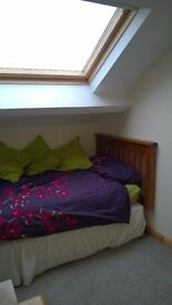 Double room to rent in Attractive Village near Newcastle & Hexham