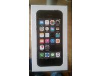 APPLE IPHONE 5S 16 GB SPACE GREY UNOPENED SEALED BOX SIM FREE