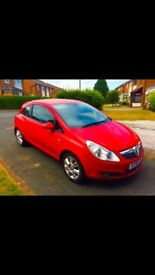 2010 Vauxhall Corsa, 1.3 CDTI, Special Edition £3000