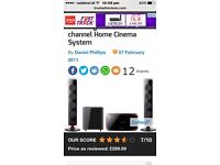 Samsung sound system, great Christmas gift for new flat/house owners.