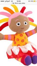 60cm talll upsy daisy soft toy
