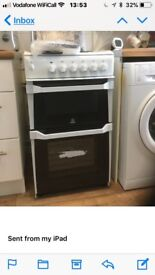 Brand new, never been used gas cooker.