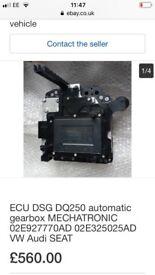 Audi mechatronic dsg unit new tested proof