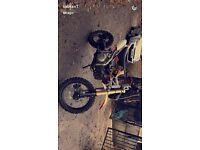 Pit bike 125cc oil cooled (go kart , quad bikes , kx60 , mopeds , pitbikes)