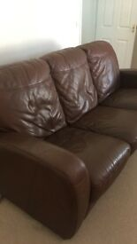 Sofa and chair Barker and Stonehouse
