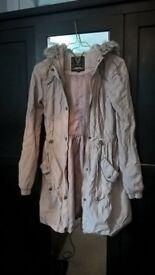 Lipsy Spring Coat Size 8