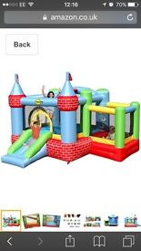 Duplay Bouncy Castle With slide n Ball Pit