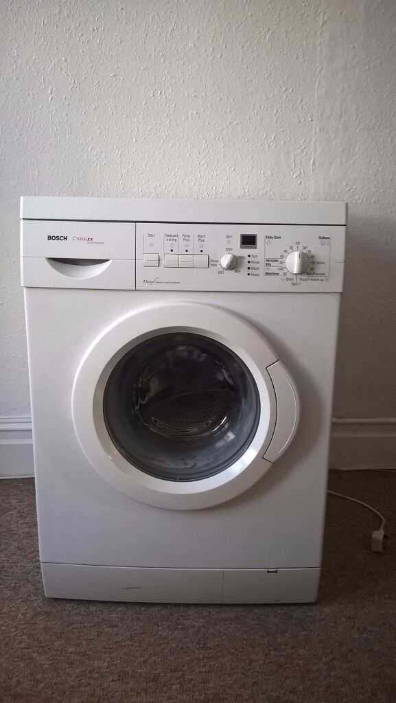 Washing Machine Bosch