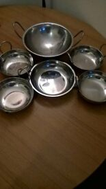 Now Sold! Bowl set 6