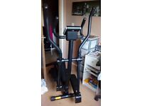 "ROGER BLACK ""GOLD CROSSTRAINER"" WITH COMPUTER (GOOD AS NEW)"
