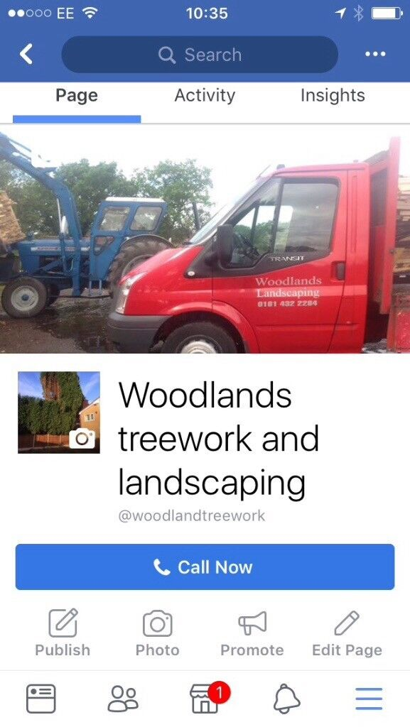 All aspect of treework, fencing &landscaping