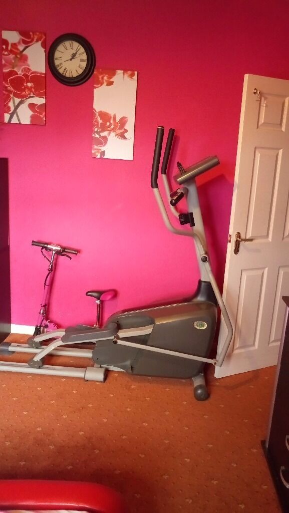Horizon Fitness Cross Trainer
