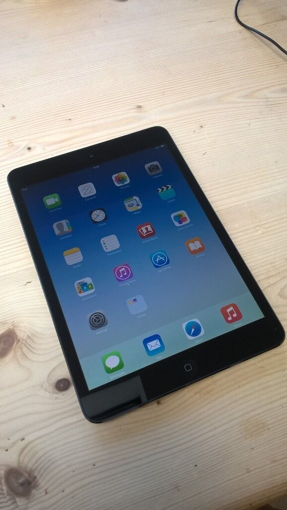 IPAD mini 16GB WIFIMINT CONDITIONwith chargercan deliver locallyin Newcastle, Tyne and WearGumtree - IPAD mini 16GB WIFI MINT CONDITION with charger can deliver locally