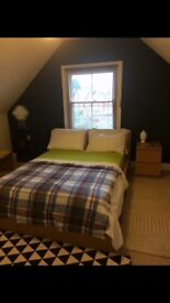 Lovely Airy Double Room On Top Floor Of Our Victorian Townhouse
