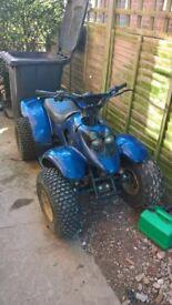 R100 quad