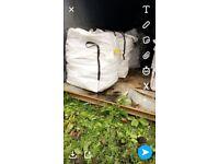 Jumbo bags Turf for sale £65